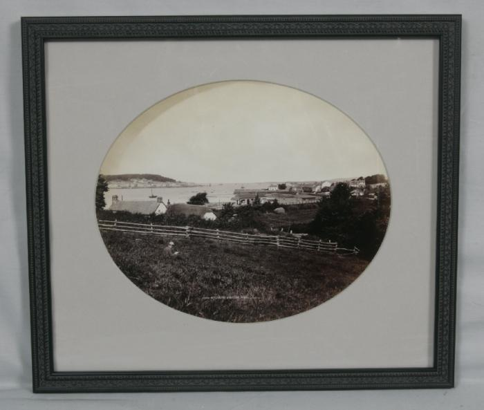 19th century photograph of Appledore and Instow c1860