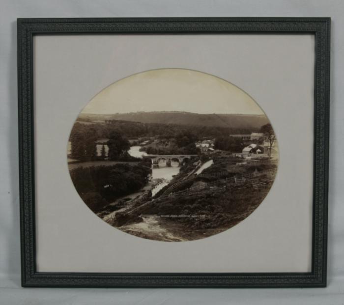 Vintage Photo of Rothern Bridge Torrington Huson series