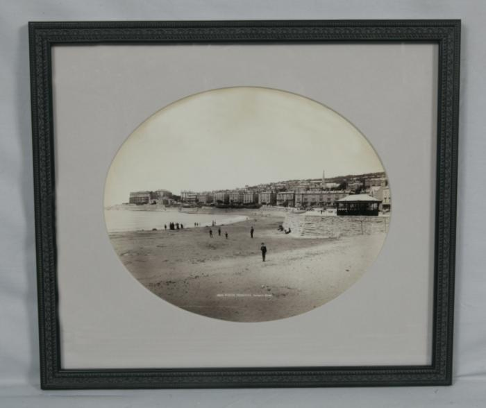 Vintage Hudson photograph of Weston Promenade Brighton