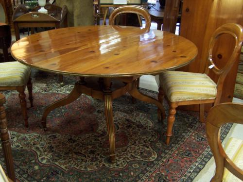 Price My Item Value Of Baker Dining Room Table With Two