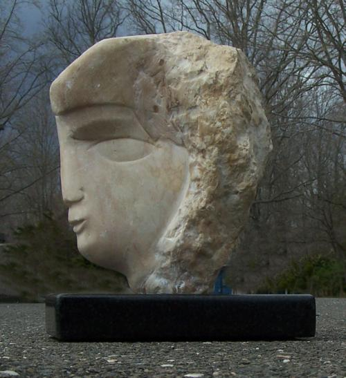 Price My Item Value Of William Zorach Marble Portrait