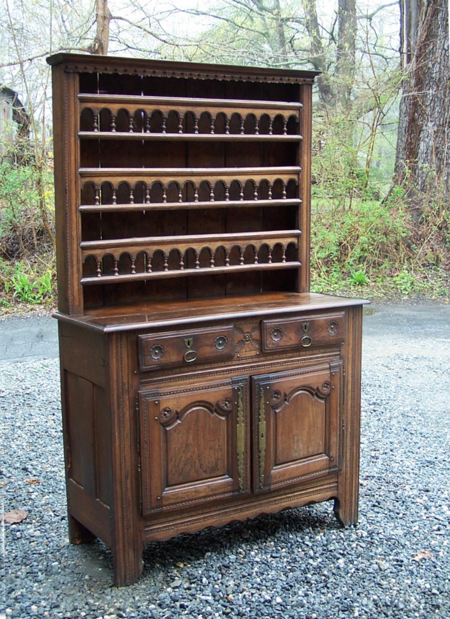 French Provincial Menager Dresser c1780