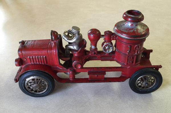 Price My Item Value Of Hubley Cast Iron Red Toy Fire