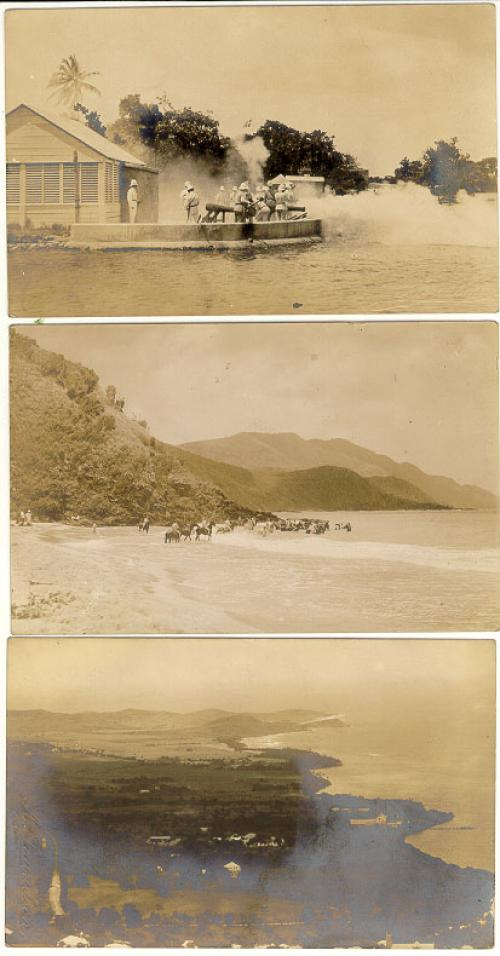 Photograph Post Cards of Hawaii Antique