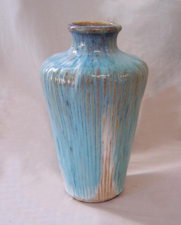 Modern Japanese Studio Pottery Vase