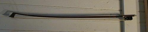 Antique Violin bow signed A P Pfretzschner