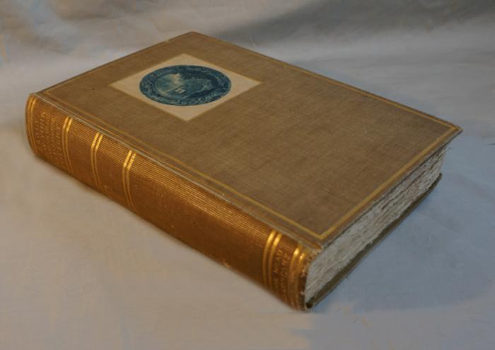 Pictures of Early New York on Dark Blue Staffordshire Pottery book