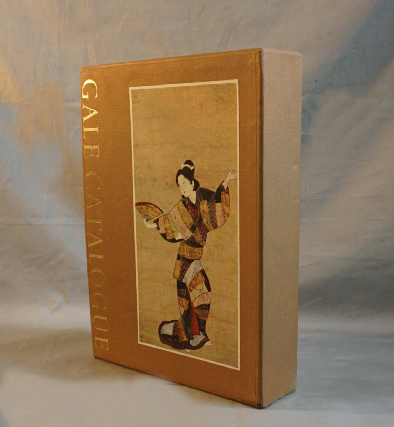 Gale Catalogue of Japanese Paintings and Prints