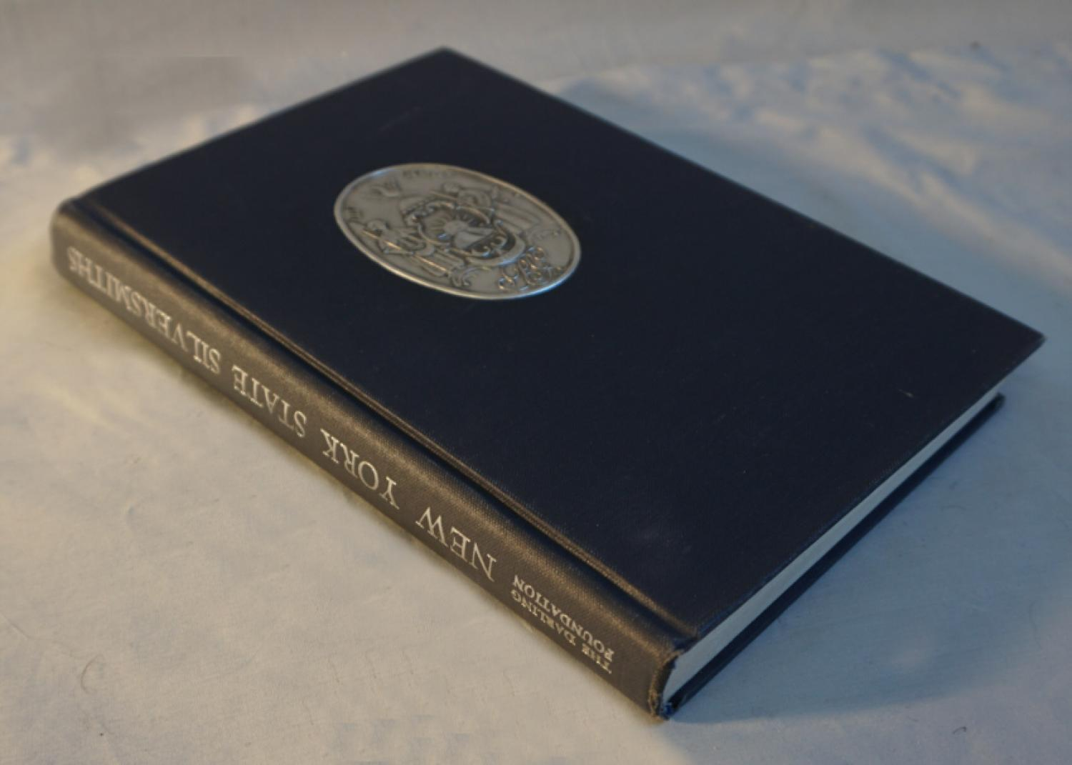 New York Silversmiths limited 1st edition 1964