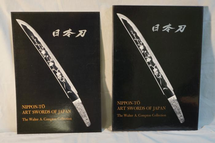 Nippon-To Art Swords of Japan Walter A Compton Collection 1976