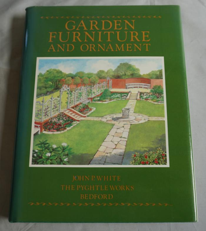 Garden Furniture and Ornament book 1987