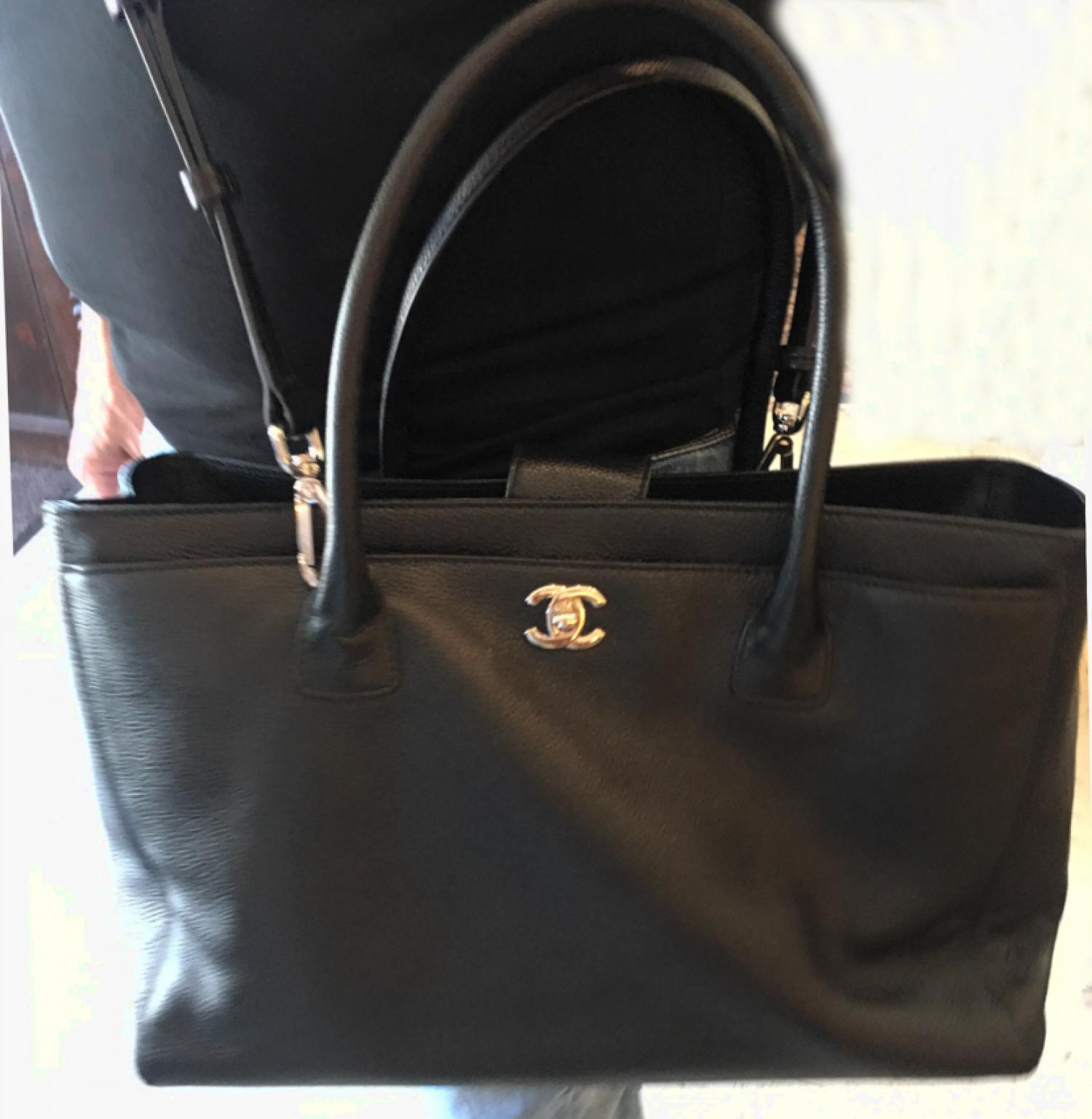 Chanel Cerf Executive Tote in pristine condition